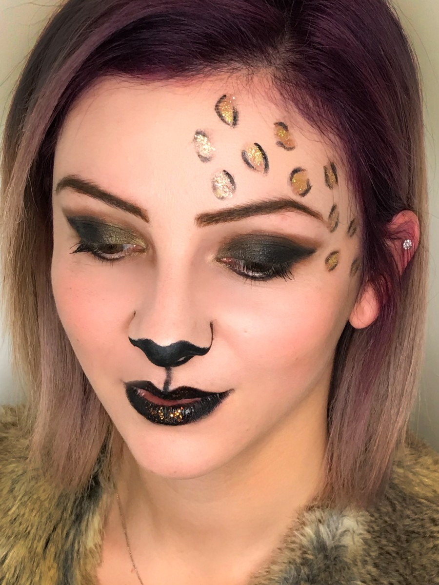 """""""Party Animal Make-Up"""" by Anais"""